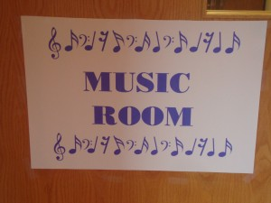 music room poster variquest
