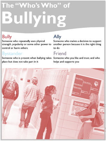 bullying perfecta graphic