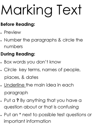 marking text poster resized 600