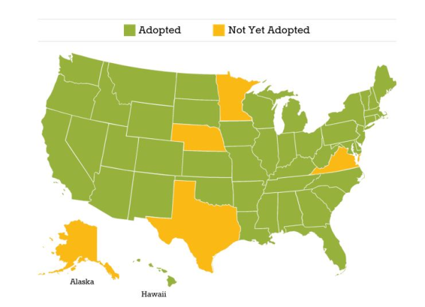 Focusing on Common Core: Are States Pulling Away?