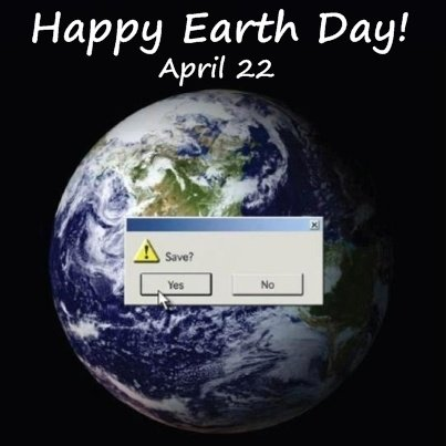 Get Ready for Earth Day!
