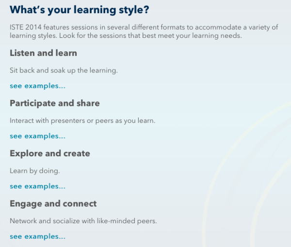 One More Reason to Get Excited for #ISTE2014