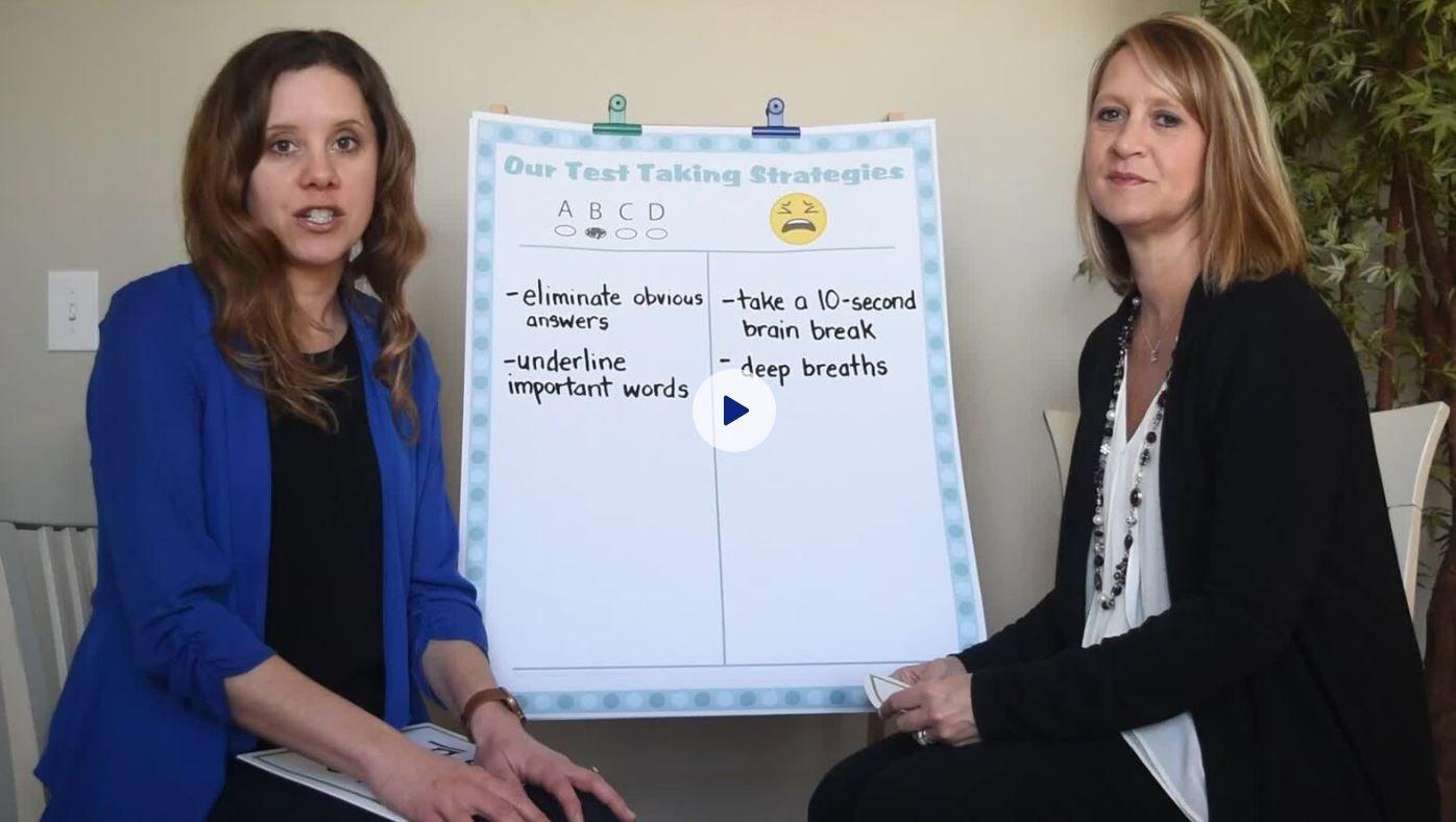 Curriculum Corner Test Taking Tips Video Thumb