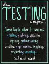 test taking poster thumb