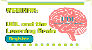 WhatsNew PD UDL and the Learning Brain