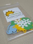 water cycle motiva cutout maker take home packet