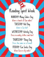 reading spirit week thumb