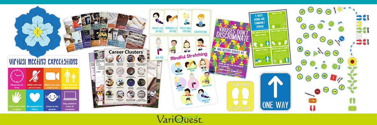 VariQuest Engage Every Learner Content Education