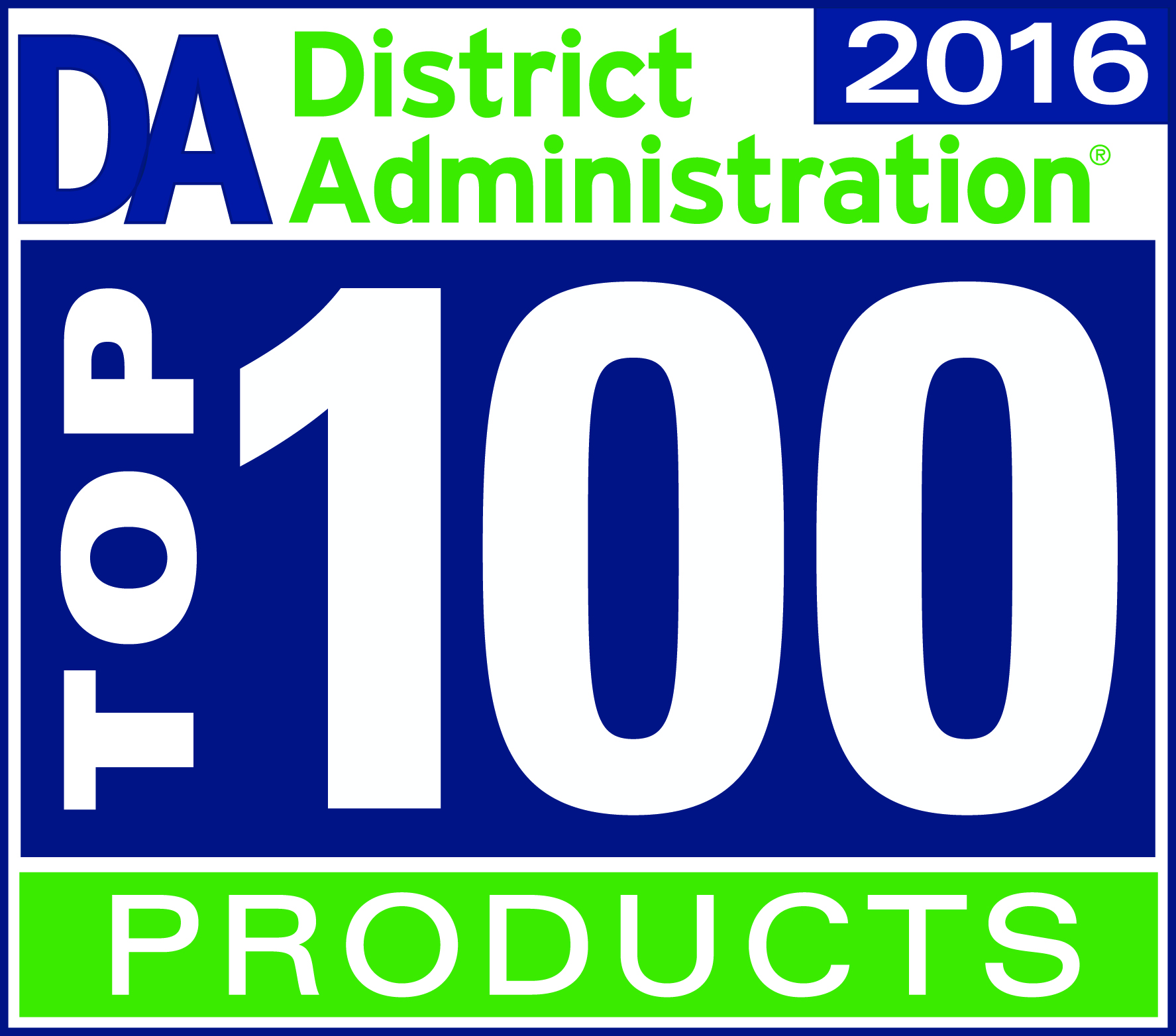 Perfecta™ 2400 Awarded DA's Top 100 Products of 2016