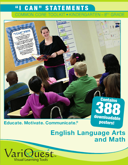 Promote Student Engagement with the Common Core Toolkit
