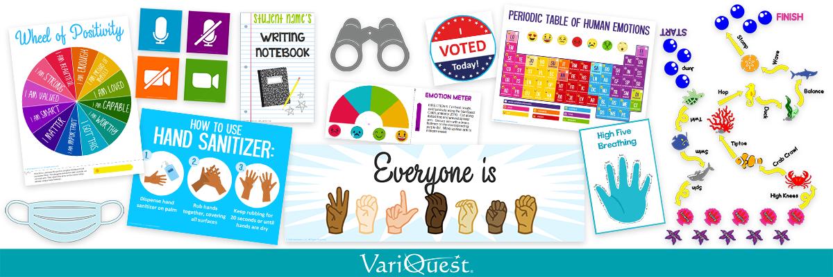 variquest design software v9.0 engage every learner content