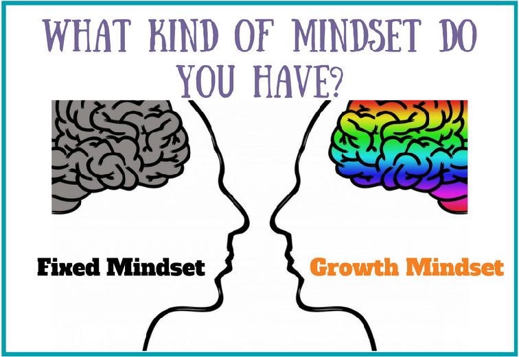 Growth Mindset Webinar Graphic