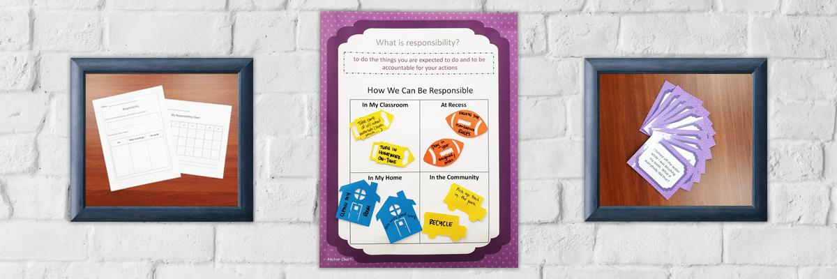 Social-Emotional Lesson Plan Responsibility