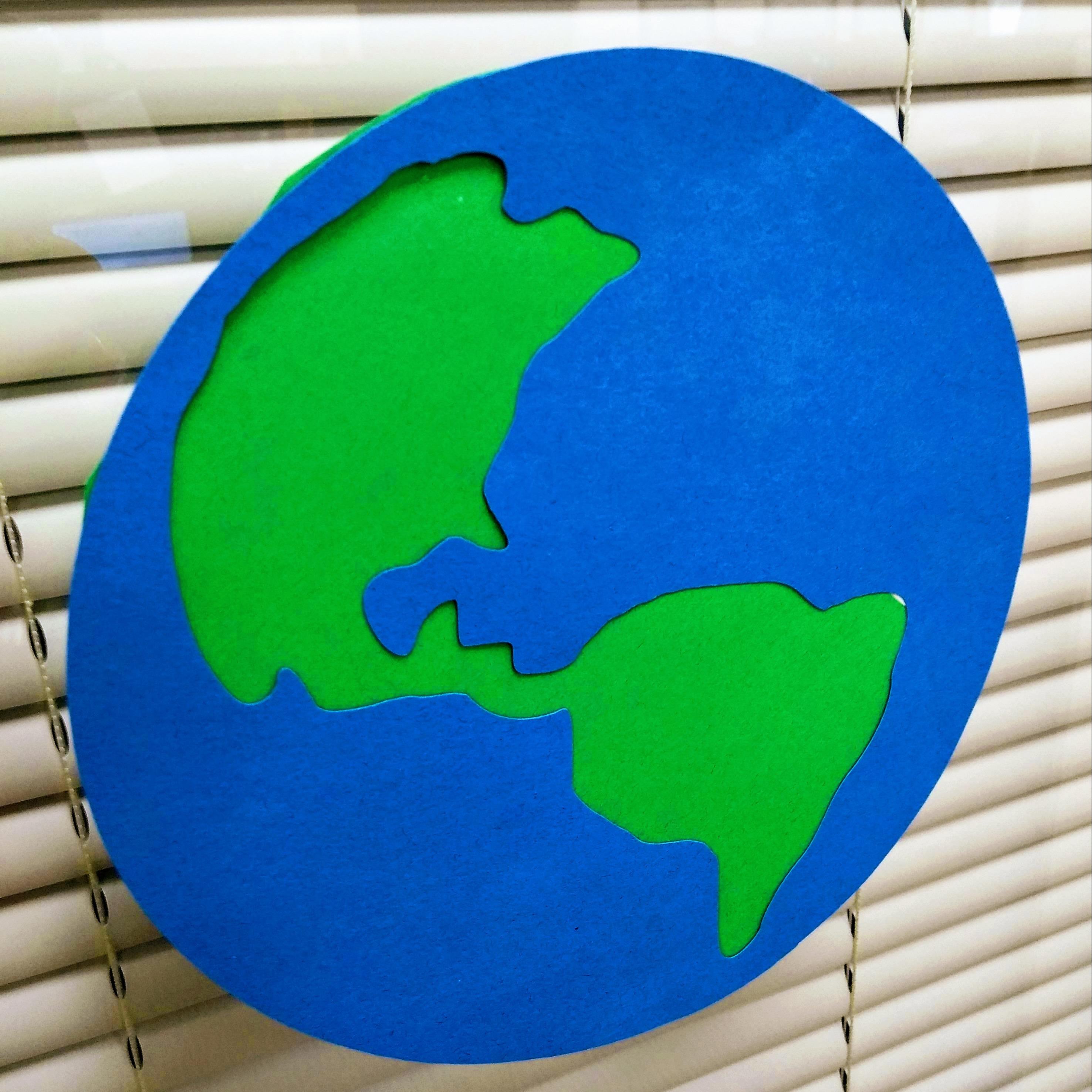 variquest cutout maker earth die-cut