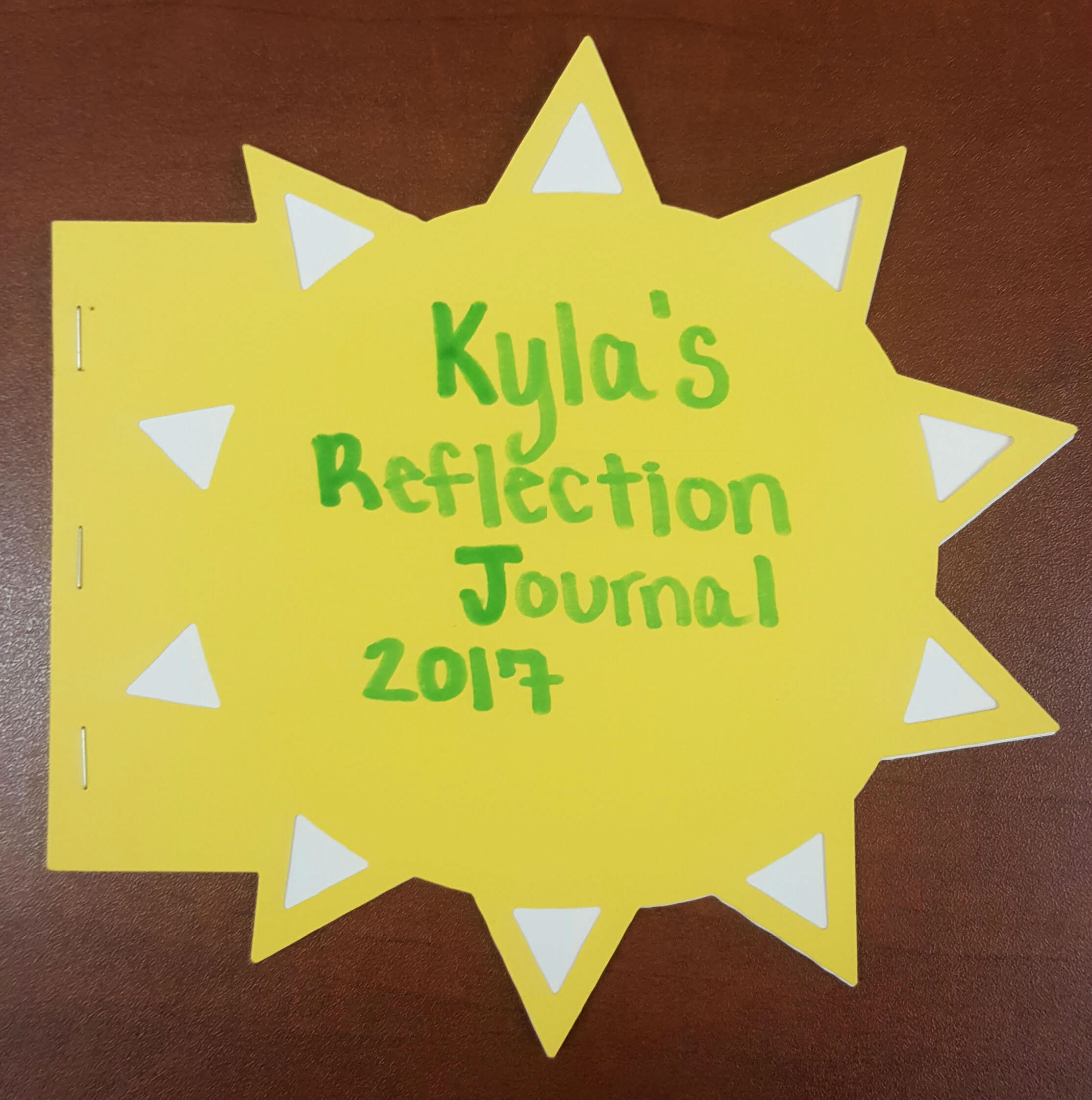 Reflection: Lesson Plans for the End of the School Year