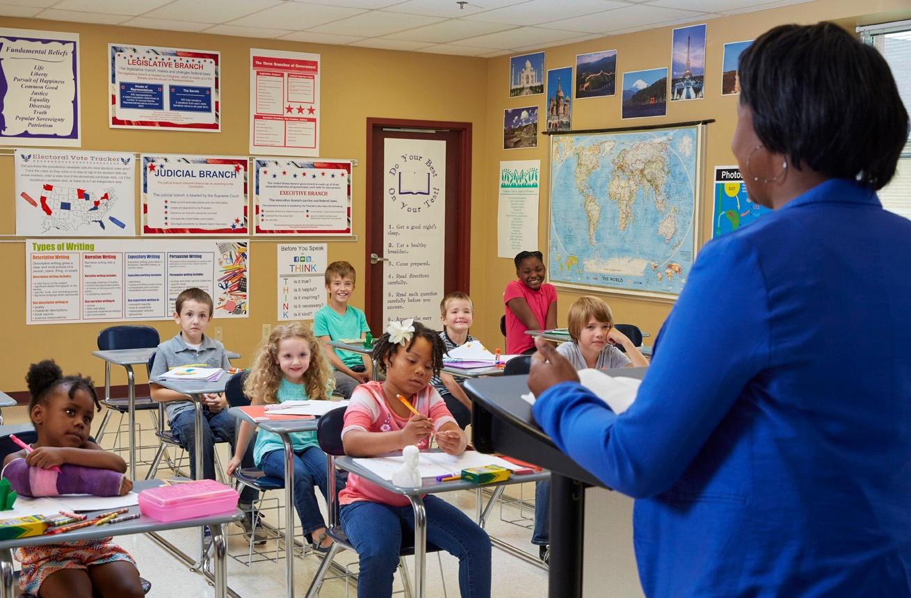 VariQuest Elementary Classroom