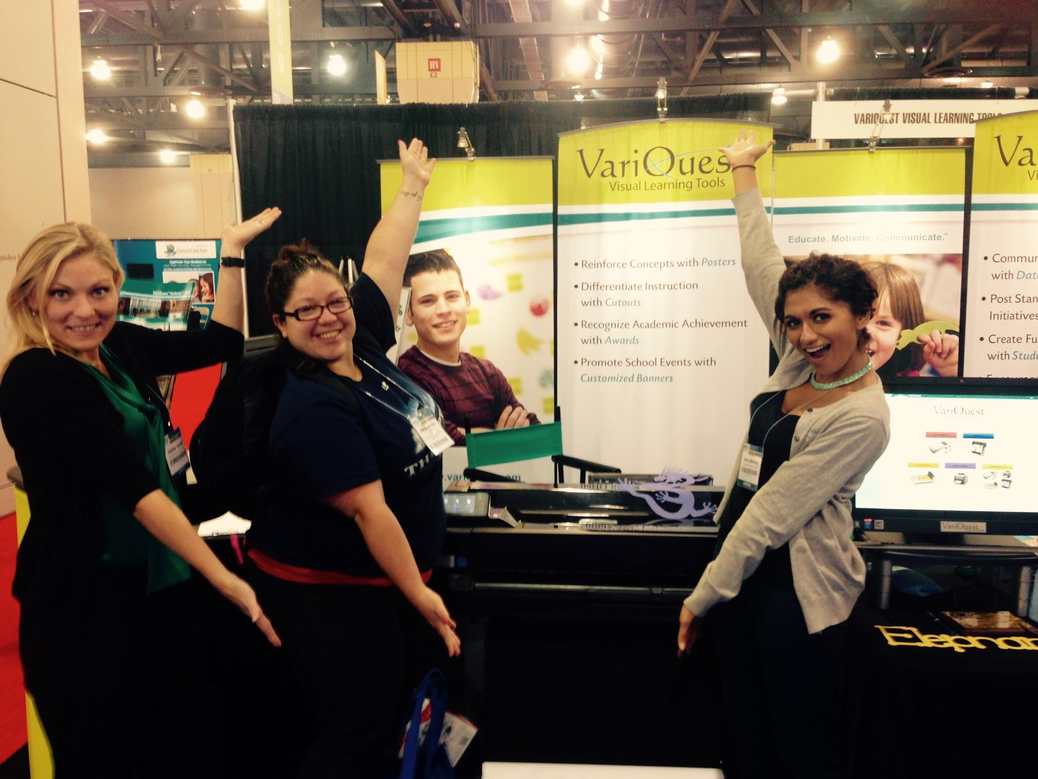 Last Year's Perfecta Winner at ISTE: Maggie Helck