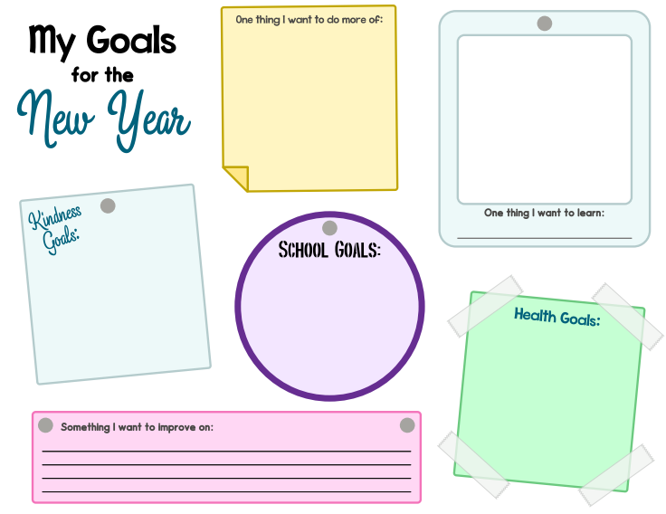 my goals for the new year poster variquest