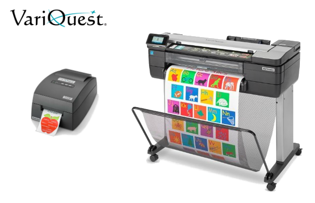 VariQuest Launches New Educational Tools – the Perfecta® 2400STP Poster Design System and Motiva™ 400 Specialty Printing System for the K–12 Market