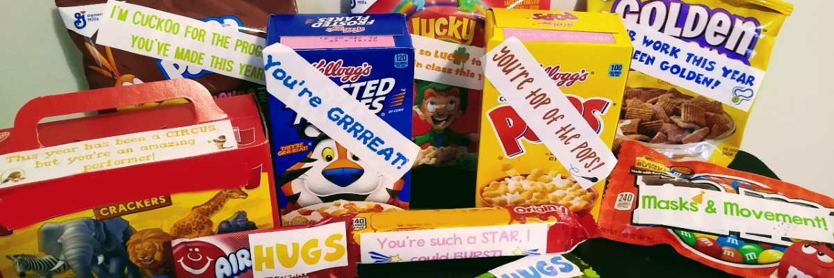 End of Year Candy (and Cereal!) Awards