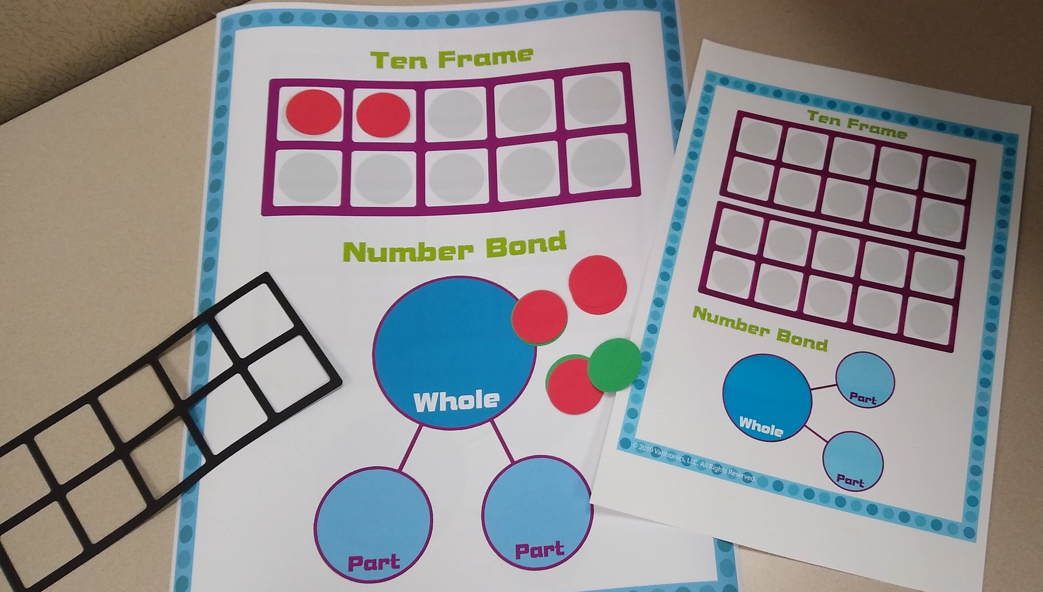 math toolkit take-home resources