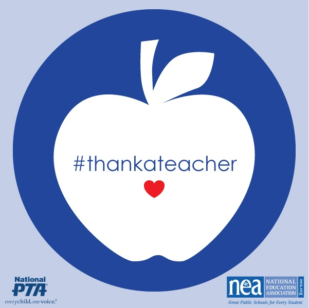 How Will you #ThankATeacher This Week?