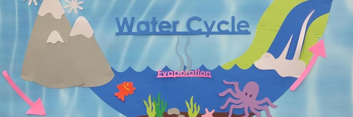 variquest water cycle cutout maker